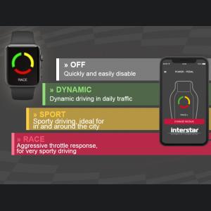 Alfa Romeo Giulia Throttle Controller - InterStar PowerPedal - 2.9L QV
