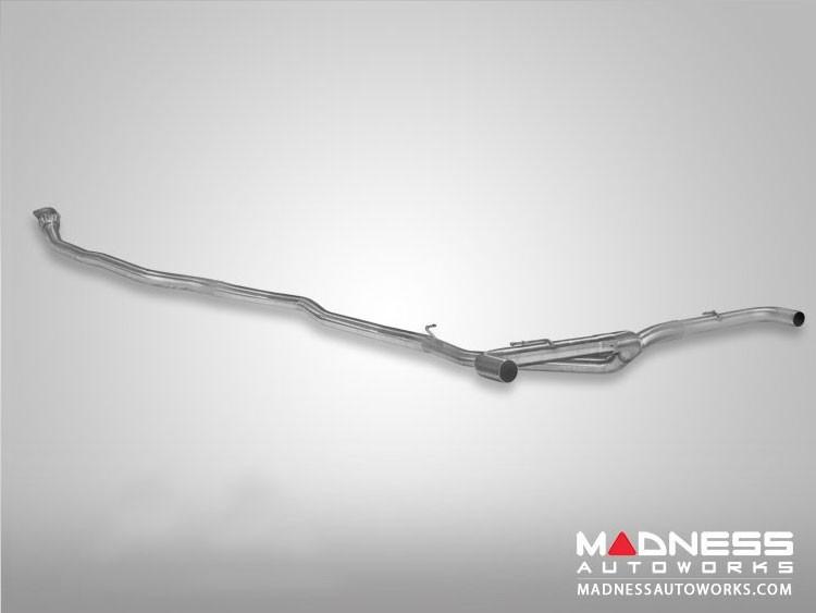 Alfa Romeo Stelvio Performance Exhaust - 2.0L - MADNESS - Monza