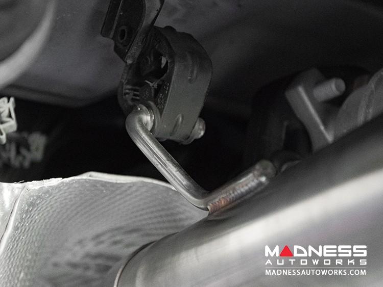Alfa Romeo Stelvio Performance Exhaust - 2.0L - MADNESS - Lusso